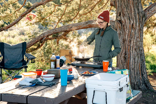 Retailers and Promoting Outdoor Goods